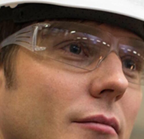 แว่นตานิรภัย/ครอบตานิรภัย 3M